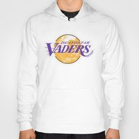 lakers Hoodies featuring L.A. Vaders by Ant Atomic
