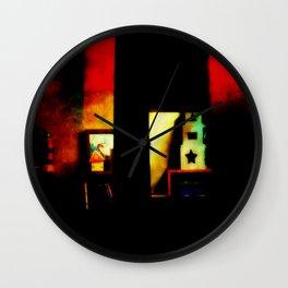 The Play Room Wall Clock