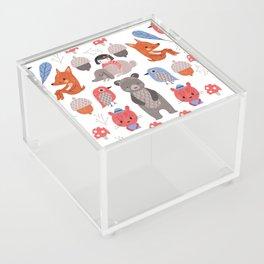 Woodland Acrylic Box