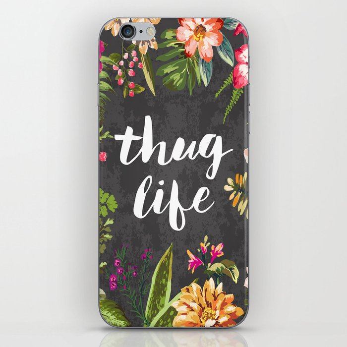 Thug Life iPhone Skin