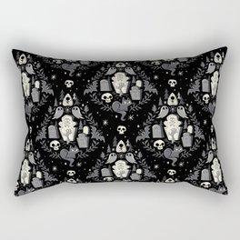 Graveyard Ghouls Rectangular Pillow