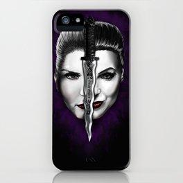 Swan Queen iPhone Case