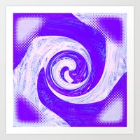 0141 Abstract Thought Art Print