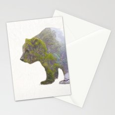 The Grizzly Bear Stationery Cards