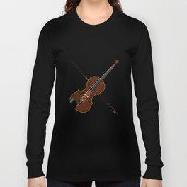Fiddle Long Sleeve T-shirt