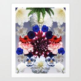 Foam Born Art Print