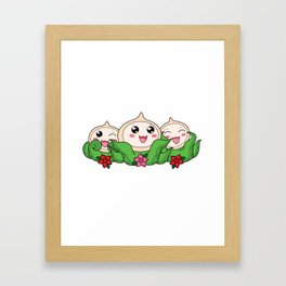 Happymaris! Framed Art Print