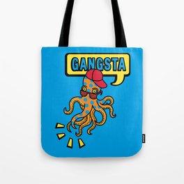 Gangstapus Tote Bag