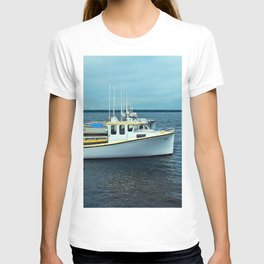 Boats in a Row, not to be confused with row boats T-shirt