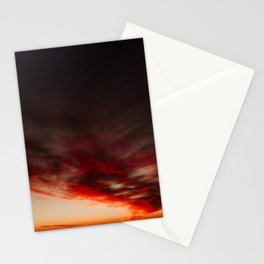 Miles of Sky Stationery Cards