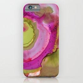 Watermelon Melding iPhone Case