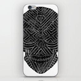 Cross Eyed iPhone Skin