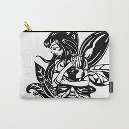 Beetle Harp Carry-All Pouch