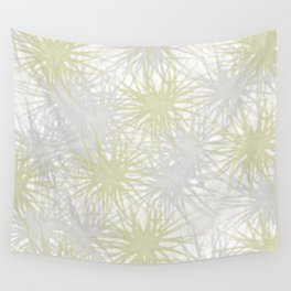 Silver or Gold Wall Tapestry