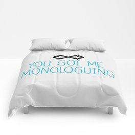 Syndrome Monologuing Comforters