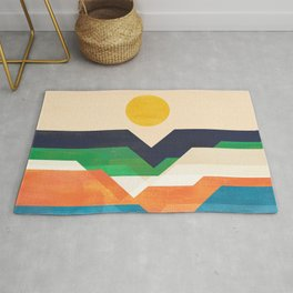 Tale from the shore Rug