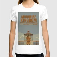 moonrise kingdom T-shirts featuring Moonrise Kingdom by FunnyFaceArt