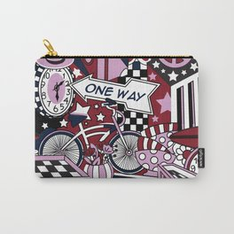 One Way Carry-All Pouch