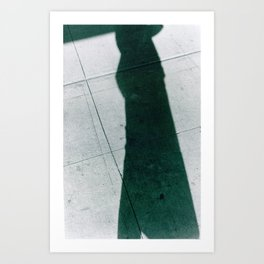 Me, Myself, & I Art Print