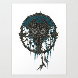 Dreamcatcher: Tattered Legacy Art Print