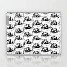 Snails Drawing/Pattern Laptop & iPad Skin