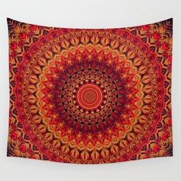 Mandala 261 Wall Tapestry