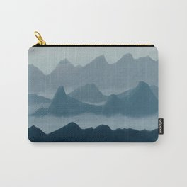 Bleakness in Serenity Carry-All Pouch