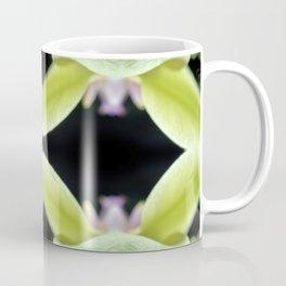1641 Orchid Pattern Coffee Mug