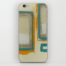 Soft And Bold Rothko Inspired - Modern Art iPhone & iPod Skin