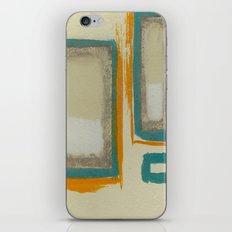 Soft And Bold Rothko Inspired - Modern Art iPhone & iPod Skin