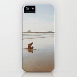 Portugal Beach iPhone Case