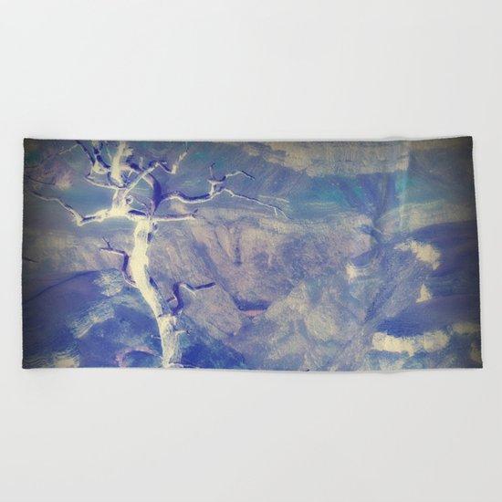 Savage Grandeur Beach Towel