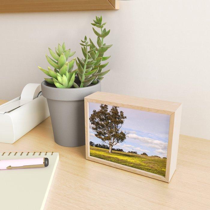 Spring has Arrived Framed Mini Art Print