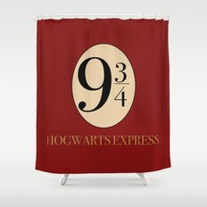HARRY POTTER Shower Curtain