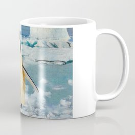 Penguin Chick In The Arctic Coffee Mug