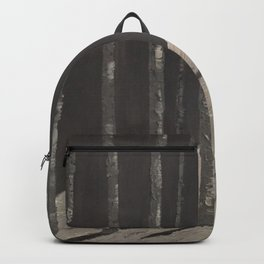 Birch Forest - Spring is coming Backpack