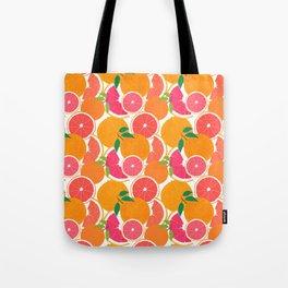 Grapefruit Harvest Tote Bag