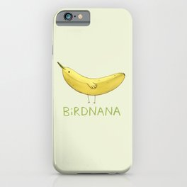 Birdnana iPhone Case