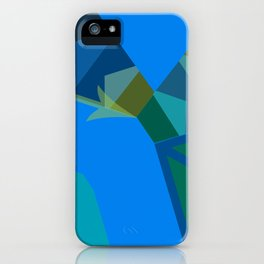 ln Abstraction iPhone Case