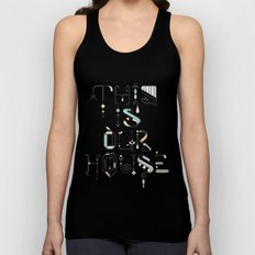 This Is Our House Unisex Tank Top