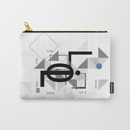 Lodi Carry-All Pouch