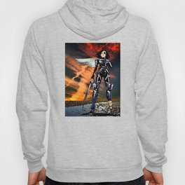 Ouroboros – Battle Angel Alita Hoody