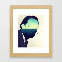 Insurgent Dalì Framed Art Print