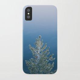 Alone. iPhone Case