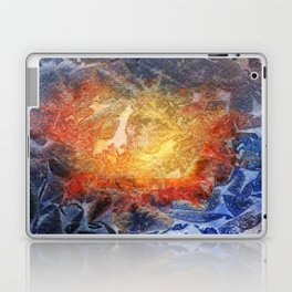 Visages Laptop & iPad Skin