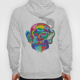 Color Monkey Explosion Hoody