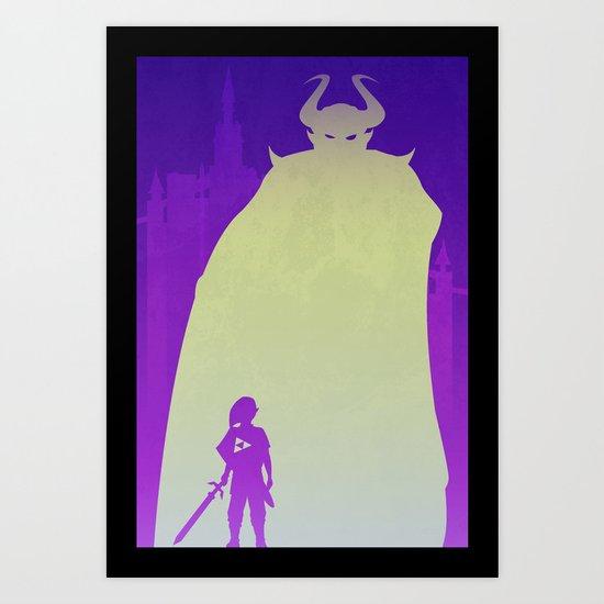 Fortitude Art Print