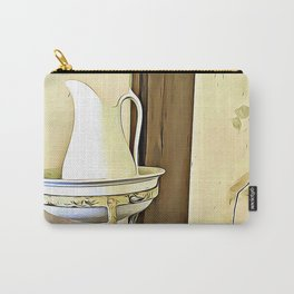 Once Upon a Time - Wash Jug and Stand Carry-All Pouch