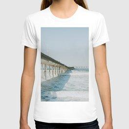 Ocean Beach Boardwalk T-shirt