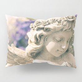 Spring Angel Pillow Sham